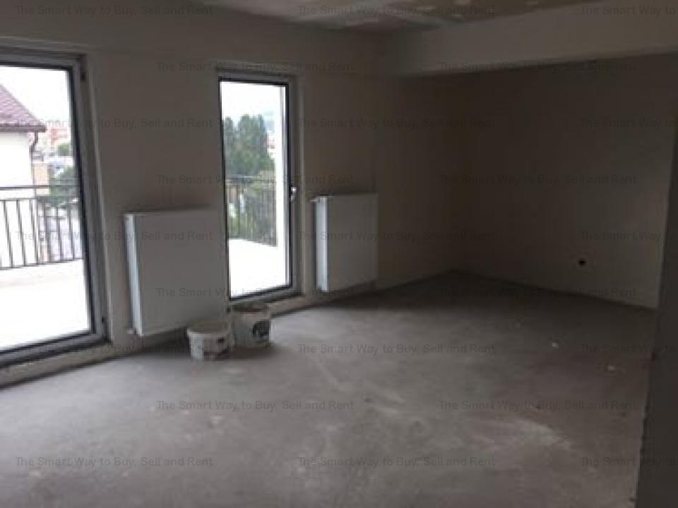 Vand apartament 3 camere bloc nou Marasti
