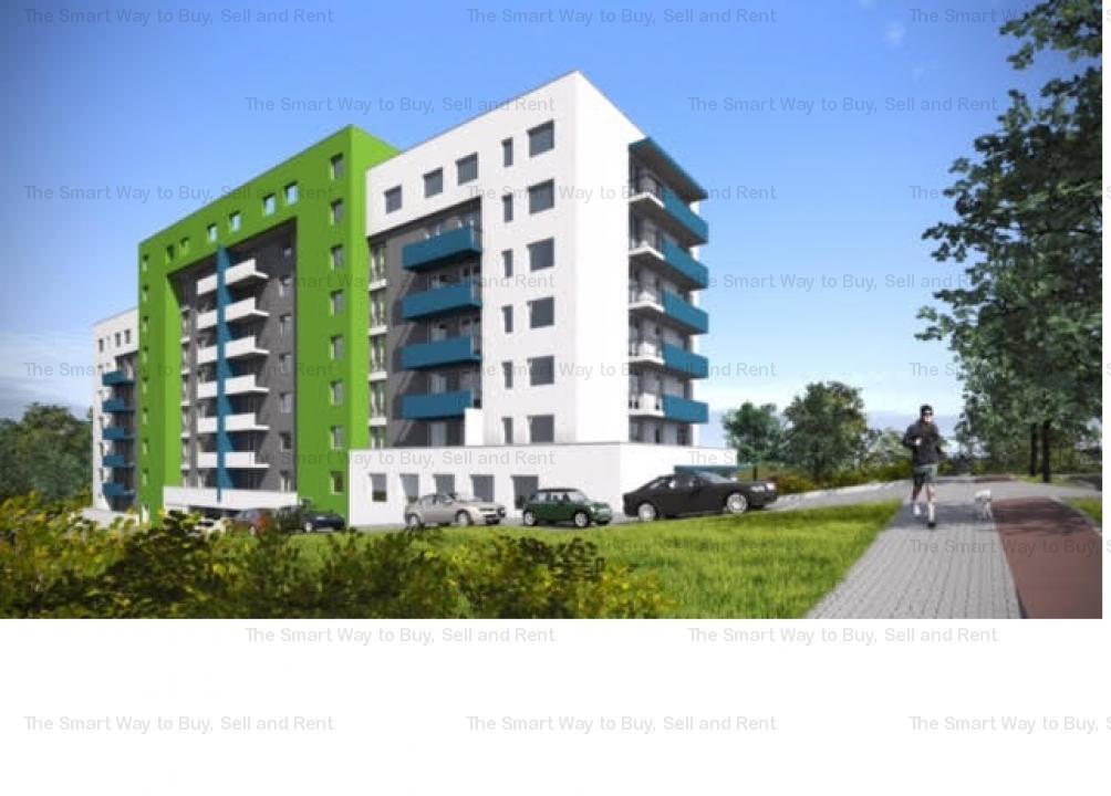 Vand apartament 2 camere decomandat bloc nou