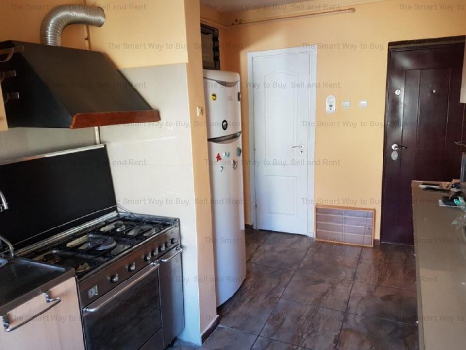 Apartament 4 camere mobilat/utilat Grigorescu