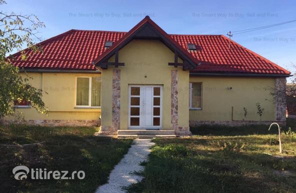 Casa individuala cu teren Someseni