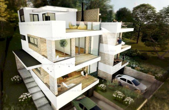 Casa deosebita, cu priveliste, Grigorescu