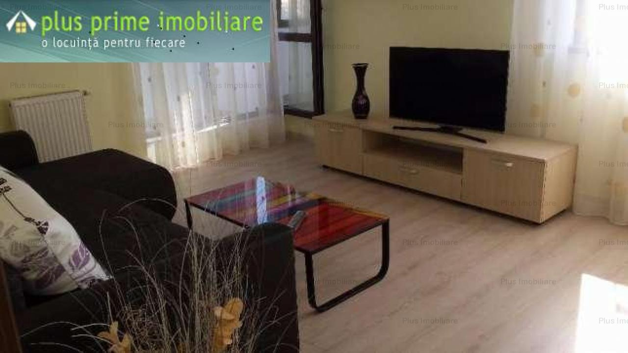 Apartament 2 camere mobilat si utilat complet LUX