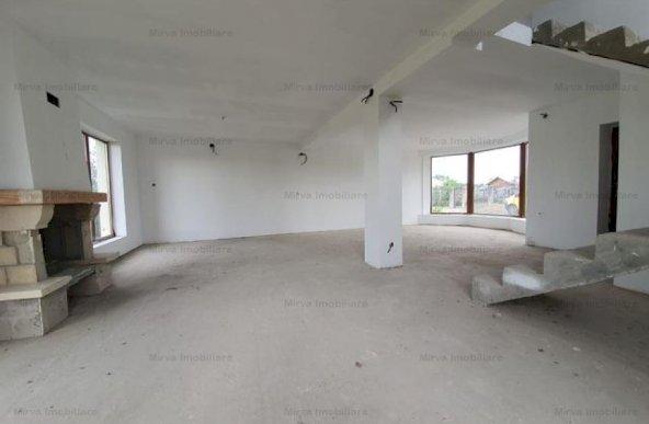 Vânzare vila 4 camere, la gri, in Barcanesti