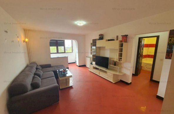 Inchiriere apartament 2 camere, circular, mobilat si utilat, zona Vest