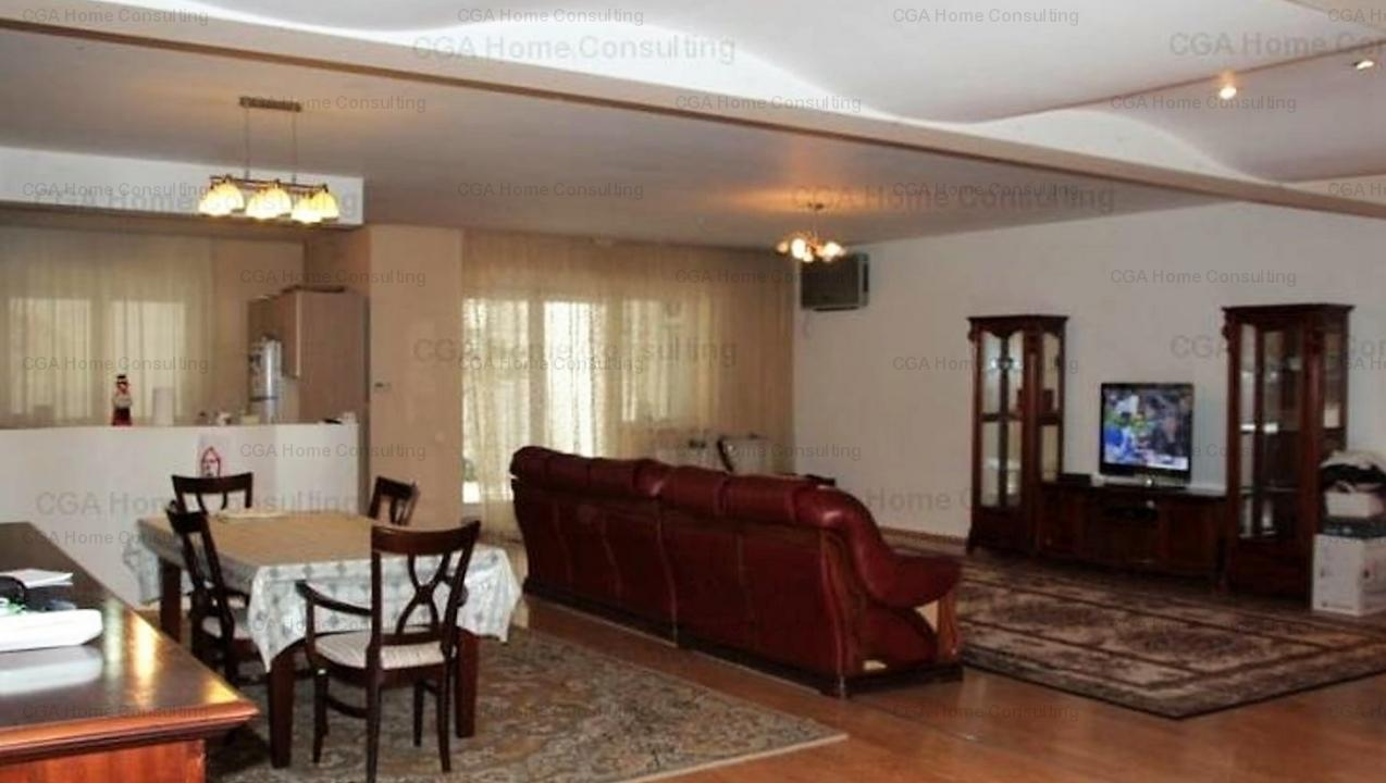 Apartament de vanzare , 4 camere, zona Herastrau