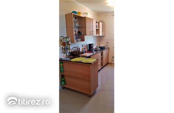 Apartament 3 camere Buftea lac+,loc parcare+mobilat si utilat