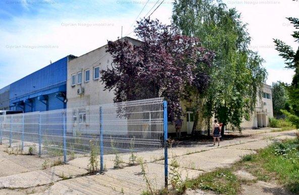 "Mioveni, ""Transporturi Dacia – Zona 1"" Hala+birouri"
