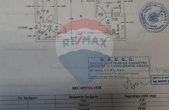 Vanzare garsoniera Craiovei - Comision 0% cumparator!