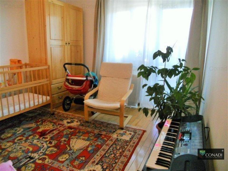 1 Mai/ Piata Domenii : apartament 5 camere in imobil constructie 2011