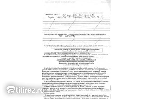De vanzare 3 loturi teren pentru rezidential, in Peris, Ilfov