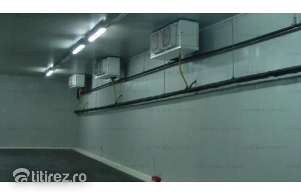 Spatiu industrial de inchiriat Zona Otopeni, acces direct din Soseaua de Centura