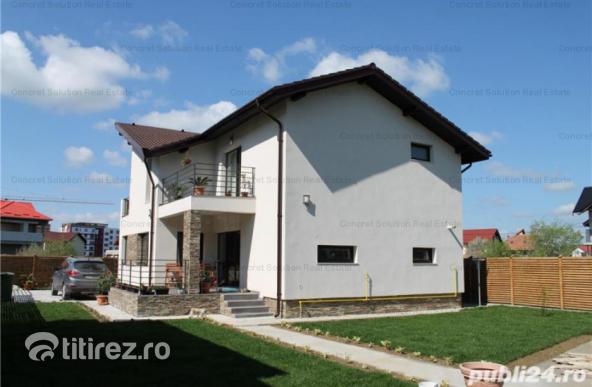 Inchiriez vila Gavana III