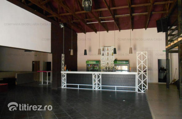 OCAZIE PENTRU INVESTITIE! Spatiu comercial 324 mp utili cu activitate de bar-club in desfasurare plu