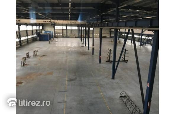 Vanzare spatiu industrial, Jucu, Jucu