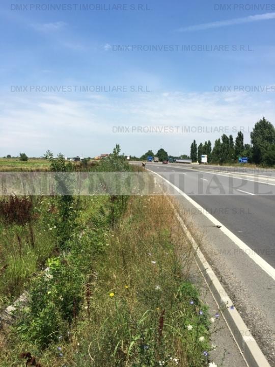 Teren, la 17 km de Bucuresti, Adunatii Copaceni