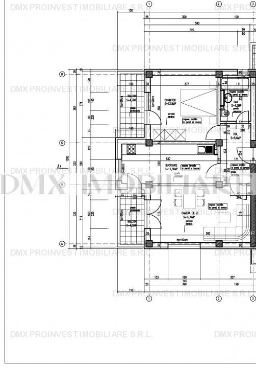 Apartament 2 camere 62 mp, Soseaua Oltenitei,comision 0