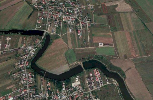 Corbeanca Ostratu, 3805 mp, deschidere 28 m;