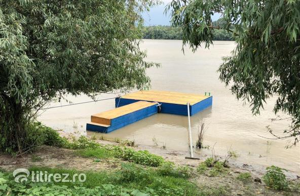 Teren Delta Dunarii