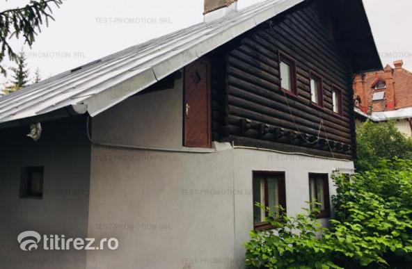 Vila de vanzare Predeal Centru partie schi 135000.