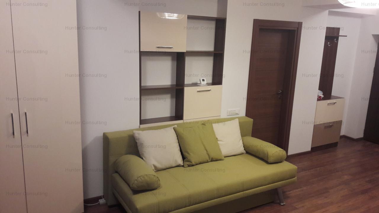 Luxury Studio Floreasca/Barbu Vacarescu/Tei/Pepelea