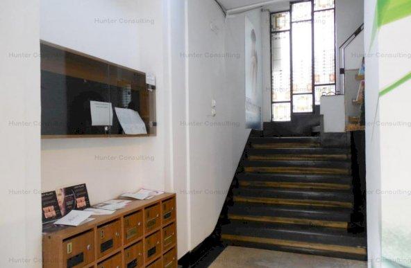 Garsoniera lux Dorobanti/ASE (mobilata pentru birou)