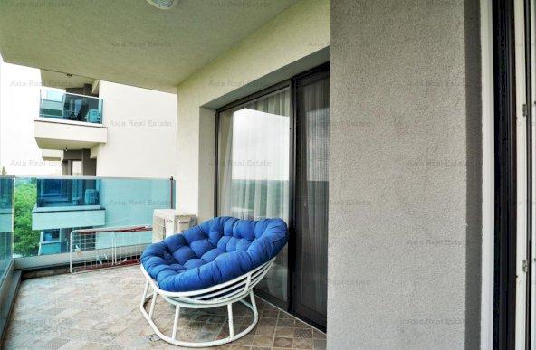 Apartament complet finisat si mobilat lux - Vedere superba catre parc