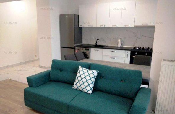 Apartament 2 camere in bloc nou la prima inchiriere in Ploiesti, zona Albert.