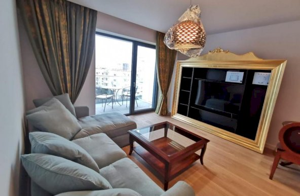 Apartament 2 camere in ONE HERASTRAU TOWERS.