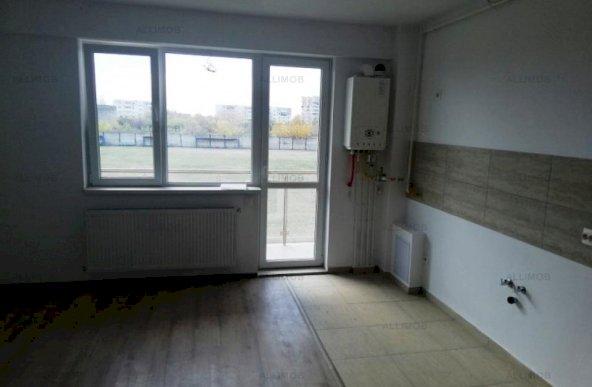 Garsoniera  in Ploiesti, zona 9 Mai, in  bloc nou, nemobilata