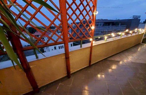 Penthouse Arcul de Triumf 171mp cu terasa 40mp Lux