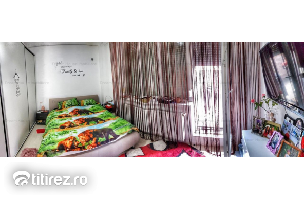 Apartament 3 camere cu o terasa superba de 70 mp