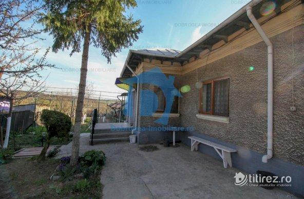 Mahmudiei, casa 90 m2, teren 615 m2, curte superba