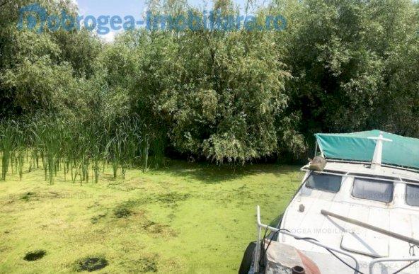 Dunavatu de Jos, teren 2000 mp, desc. apa 20 mp, desc. strada 100 mp