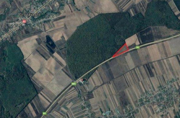 Vanzare teren constructii 13506mp, Corbii Mari, Corbii Mari