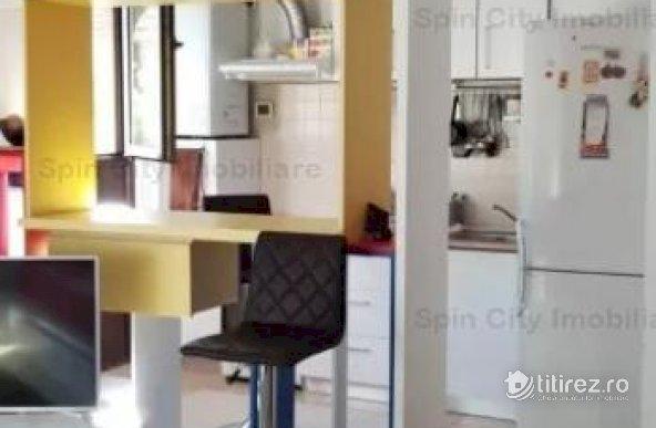 Garsoniera lux in zona Apusului,la 10 minute de mers de metrou Gorjului,in bloc nou