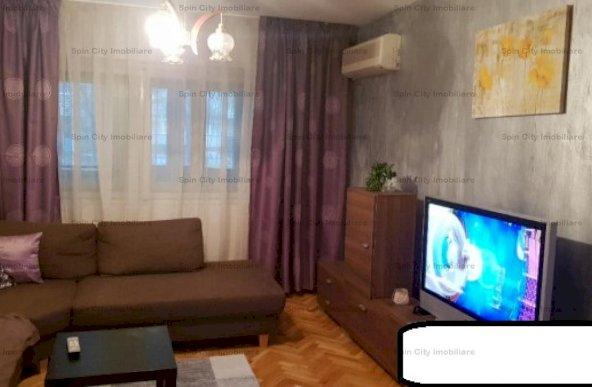 Apartament 2 camere modern,parter cu balcon spatios,Aviatiei