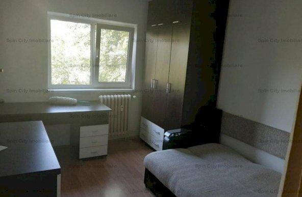 Apartament 3 camere decomandat,spatios,Lujerului-Piata Veteranilor,2 minute de metrou
