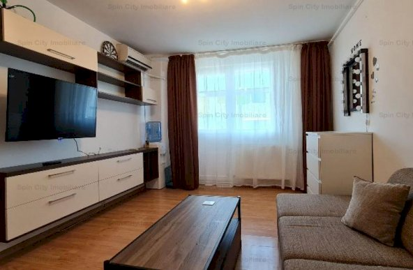 Apartament 2 camere mobilat si utilat modern, 1 min de Cora si 3 min de mers de metrou Lujerului