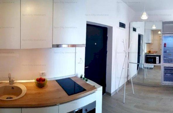 Studio nou, modern, Grozavesti, la 7 minute de metrou