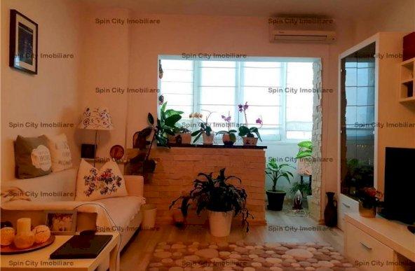 Apartament 3 camere spatios, 2 bai, la 4 minute de metrou Lujerului