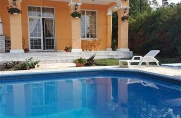 Vila Impecabila | 12 Camere | Zona Balotesti Laguna Verde
