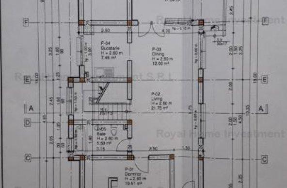 Nou | Vila deosebita cu 6 camere | 844mp teren | Zona Miorita