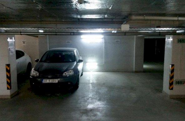 Garsoniera in imobil nou, loc de parcare subteran
