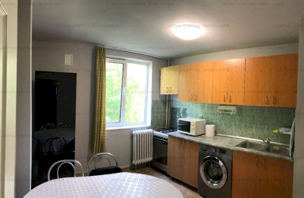 Apartament 2 camere mobilat si utillat modern