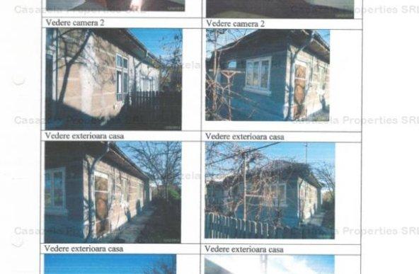 Casa si teren - Ramnicu Sarat, str. Galicei