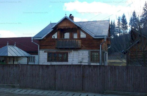 Casa de vanzare (licitatie) sat Pojorata, judet Suceava