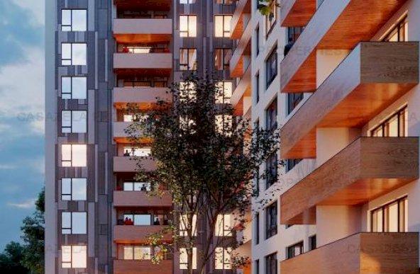 Vanzare apartament 4 camere Parcul Carol