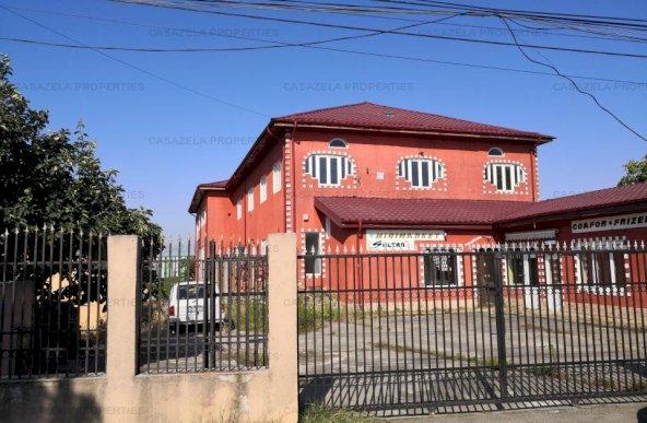 Vanzare Vila pentru Supermarket, Gradinita, Azil pentru batrani