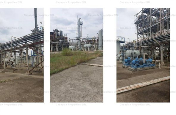 Instalaţia de hidrodesulfurare a motorinei