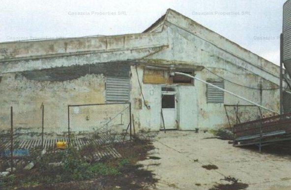 Spatiu industrial si teren, Com. Valea Dragului, Jud. Giurgiu